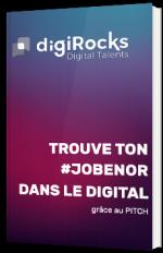 Trouve ton #JobEnOr dans le Digital grâce au Pitch