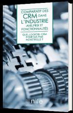 Comparatif des CRM dans l'industrie : avis, prix et fonctionnalités