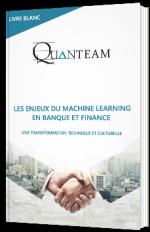 Les enjeux du Machine Learning en Banque et Finance – Une transformation à la fois technique et culturelle