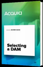 Selecting a DAM