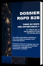 Dossier RGPD B2B