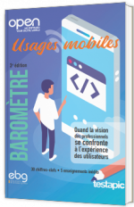 Baromètre Usages Mobiles