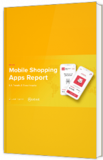 Mobile shopping apps report