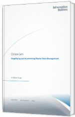 Omni-Gen - Simplifying and Accelerating Master Data Management