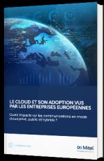 Le Cloud et son adoption vus par les entreprises européennes