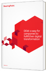 DEM: a way for companies to fulfill their digital transformation