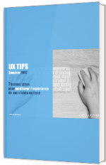 UX Tips Summer 2017
