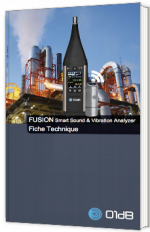 FUSION - Smart Sound & Vibration Analyse - Fiche technique