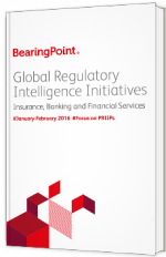 Global Regulatory Intelligence Initiatives – January/February 2016