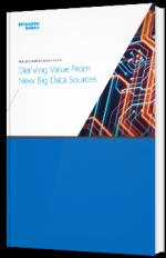 The Beginners Guide to IoT : Tirer profit de nouvelles sources de données Big Data