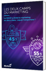 Les deux camps du Marketing