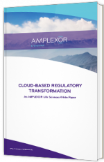 Cloud-based regulatory transformation