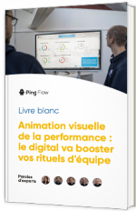 Animation visuelle de la performance : le digital va booster vos rituels d'équipe