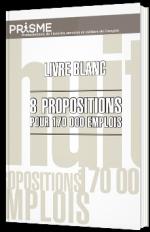 Propositions des professionnels de l'intérim pour développer l'emploi :  8 propositions pour 170 000 emplois