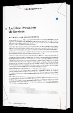 La Libre Prestation de Services