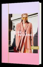 Le luxe a de l'influence : Chiffres clés et tendances 2020
