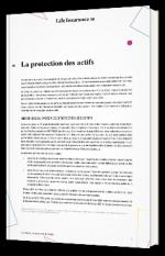 La protection des actifs