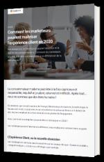 Comment les marketeurs peuvent maîtriser l'expérience client en 2020