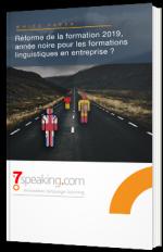 Réforme de la formation 2019, année noire pour les formations linguistiques en entreprise ?