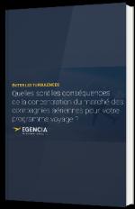 Quelles sont les conséquences dela concentration du marché des compagnies aériennes pour votre programme voyage ?