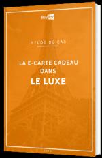 La E-carte dans le luxe