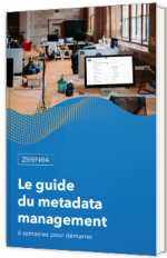 Le guide du metadata management