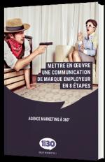 Mettre en oeuvre une communication de marque employeur