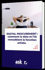 Digital procurement : comment la data et l'IA remodèlent la fonction achats.