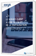 Enquête : le service client à l'ère de l'IA et de la digitalisation