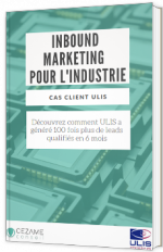 Inbound marketing pour l'industrie