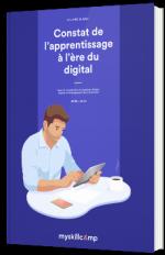 Constat de l'apprentissage à l'ère du digital