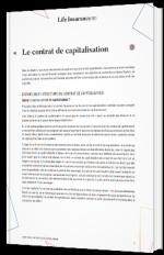 Le contrat de capitalisation : définition & fonctionnement