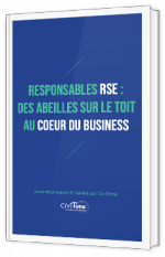 Responsables RSE : des abeilles sur les toits au coeur du business