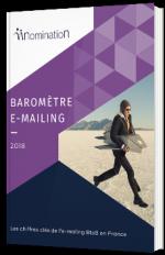 Baromètre e-mailing 2018