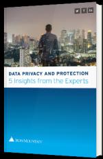 Confidentialité et protection des données : cinq perceptions d'expert