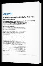 Maîtriser les frais d'hébergement de votre site Web volumineux