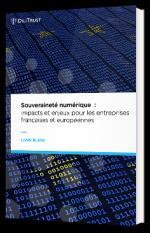 Souveraineté numérique : impacts et enjeux pour les entreprises françaises et européennes