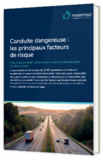 Conduite dangereuse : les principaux facteurs de risque