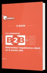 Réinventez l'expérience client e-commerce b2b