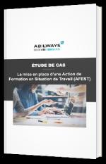 La mise en place d'une Action de Formation en Situation de Travail (AFEST)