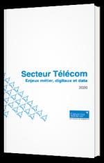 Telecom : enjeux métier, digitaux & data