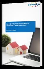 La signature électronique sécurise l'immobilier 2.0