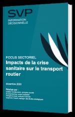 Impacts de la crise sanitaire sur le transport routier