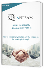 Basel IV reform – How to successfully implement the reform in the banking industry?