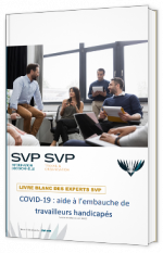 COVID-19 : aide à l'embauche de travailleurs handicapés