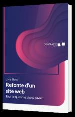 Refonte d'un site web