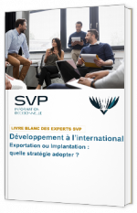 Développement à l'international Exportation ou Implantation : quelle stratégie adopter ?