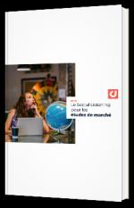 Le Social Media Listening pour les études de marché