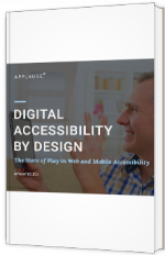 Digital accessibility by Design