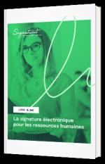 La signature électronique pour les ressources humaines